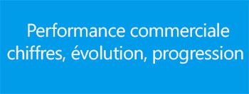 La performance commerciale est le résultat de nos formations
